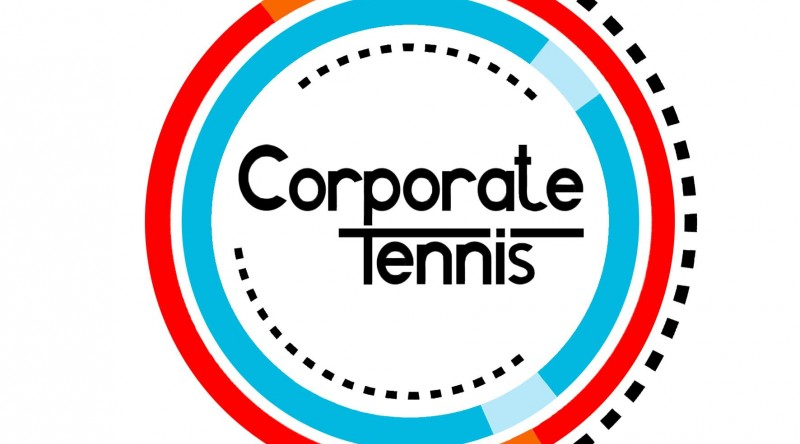Logo Corporate Tennis
