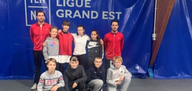 EQUIPE LUXEMBOURG Grande Région 2019