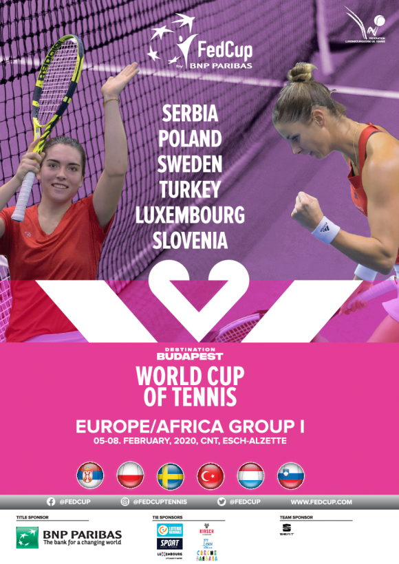Fed Cup (Affiche)